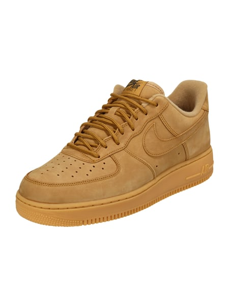 Nike Air Force 1 - Sneaker 'Air Force 1 07 WB' aus Leder Camel