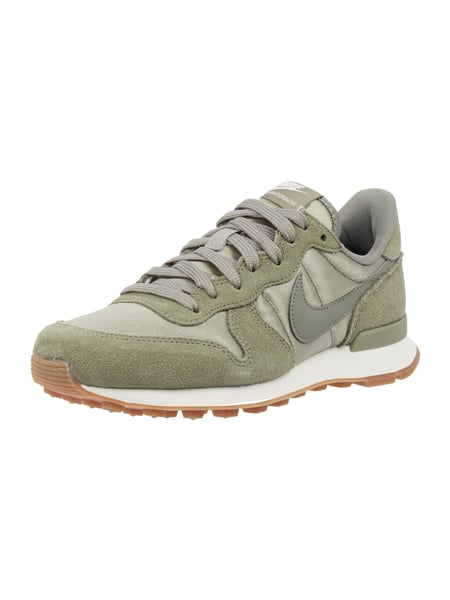 Sneaker 'Internationalist' aus Veloursleder
