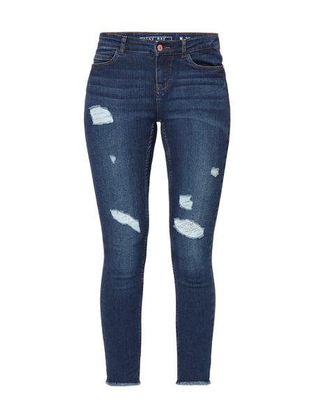 Noisy May Skinny Fit Jeans im Destroyed Look Jeans