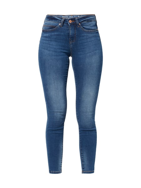 Noisy May Stone Washed Skinny Fit Jeans Jeans