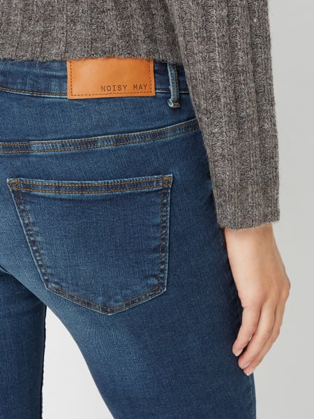Noisy May – Stone Washed Skinny Fit Jeans – Jeans