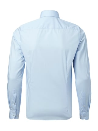 OLYMP Level 5 Body Fit Business-Hemd mit Button-Down-Kragen Bleu - 1