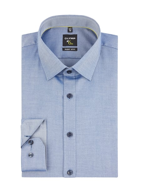 OLYMP No. Six Hemd OLYMP No. Six super slim fit Blau - 1