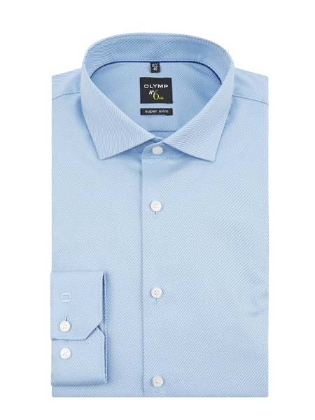 OLYMP No. Six Hemd OLYMP No. Six super slim fit Blau / Türkis - 1