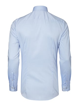 OLYMP No.6 Super Slim Fit Business-Hemd mit Kentkragen Bleu - 1