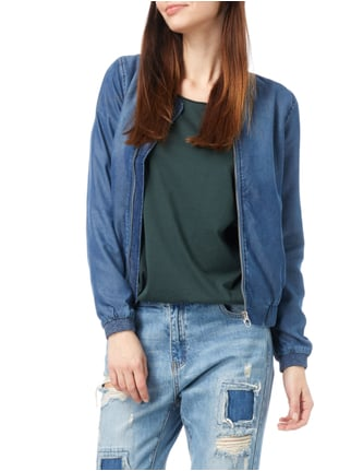 Only Bomber in Denimoptik Jeans - 1