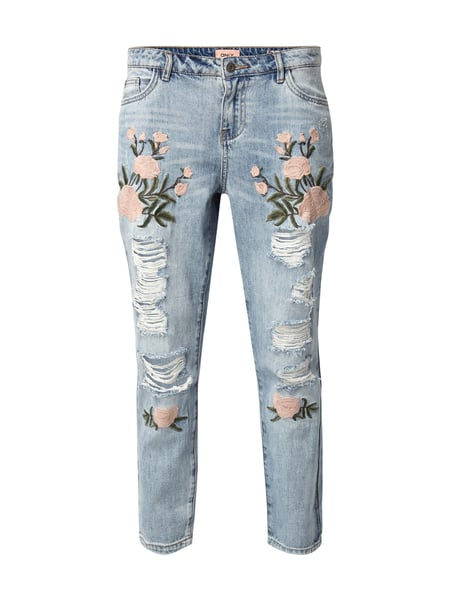 Only Boyfriend Fit Jeans im Destroyed Look Jeans