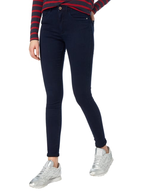 Only Coloured Skinny Fit 5-Pocket-Jeans Weiß - 1