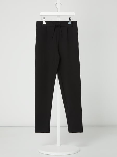 Only Easy Pants mit Stretch-Anteil Schwarz - 1
