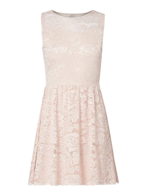 Only kleid creme
