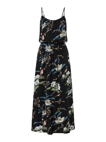 Maxikleid mit Allover-Muster Only