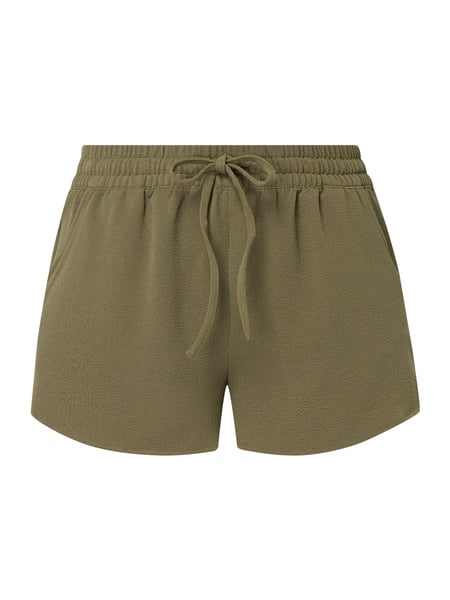 Only Shorts met tunnelkoord Groen - 1