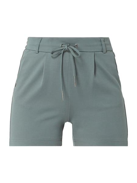 Only Shorts mit Stretch-Anteil Grün - 1
