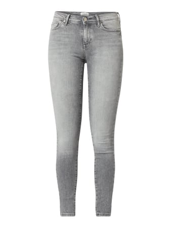 Only Skinny Fit Jeans Modell 'Shape' - 'Better Cotton Initiative' Grau - 1