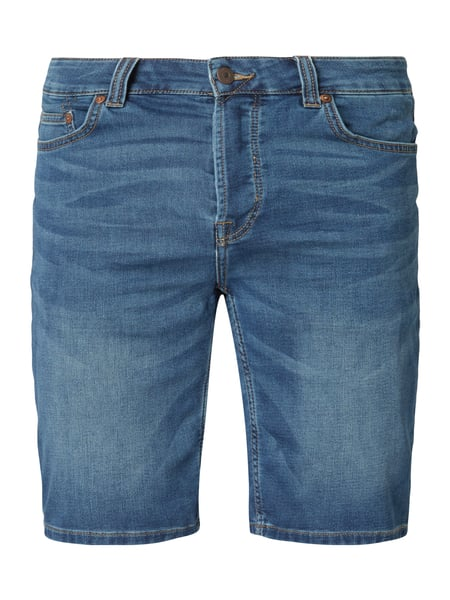 Only & Sons Stone Washed Jeansshorts Jeans