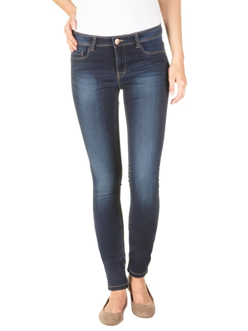 Only Stretchjeans aus angenehmem Baumwoll-Mix Jeans - 1