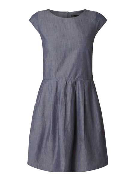 Opus Kleid in Denimoptik Marineblau