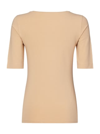 Opus Shirt mit 1/2-Arm Apricot - 1