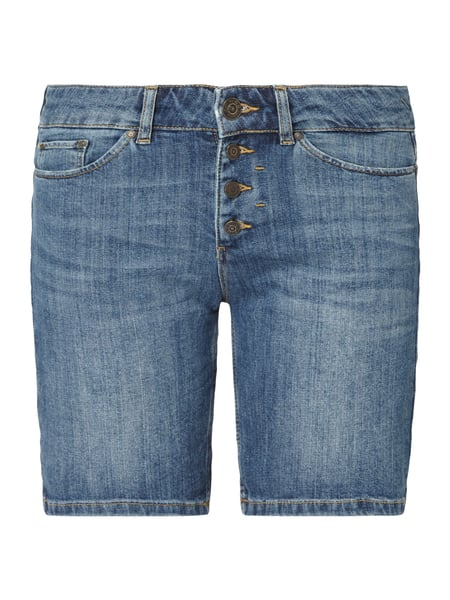 Oui Stone Washed Jeansshorts Jeans