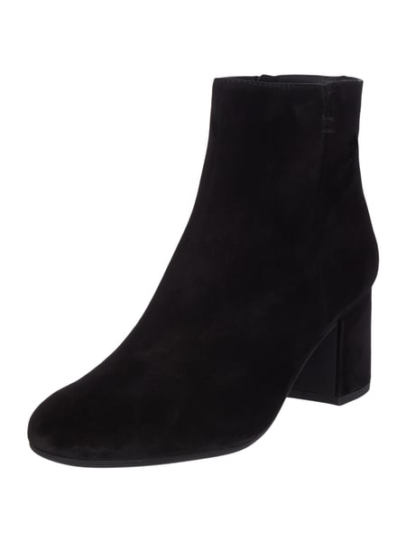 check out 2f1fe 0ced7 Stiefelette aus Veloursleder