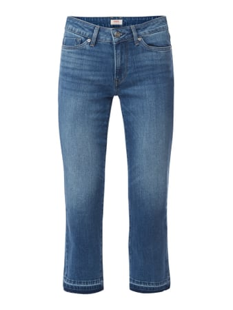 Pepe Jeans Bootcut Jeans in 7/8-Länge Modell 'Picadilly' Blau - 1