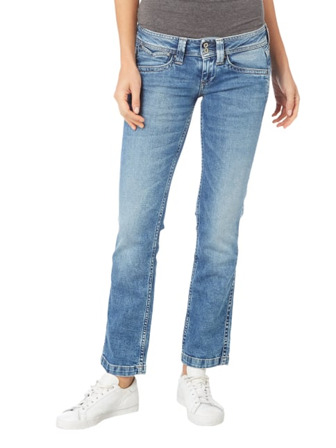 Pepe Jeans Double Stone Washed Bootcut Jeans Jeans - 1