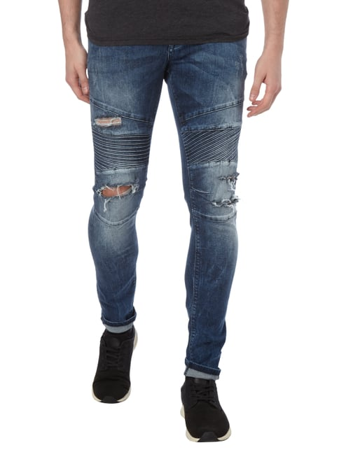 Pepe Jeans Finsbury Fit Jeans im Destroyed Look Jeans - 1