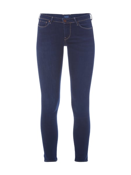 Pepe Jeans Lola - Rinsed Washed Skinny Fit Jeans Jeans