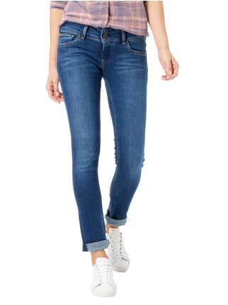 Pepe Jeans Stone Washed Jeans mit Stretch-Anteil Jeans - 1