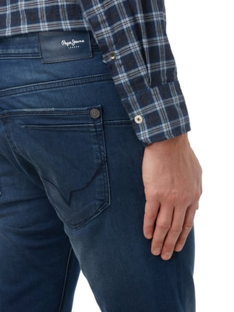 Stone Washed Regular Fit 5-Pocket-Jeans Pepe Jeans online kaufen - 2