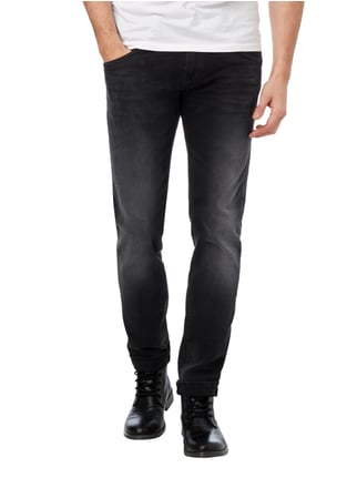 Pepe Jeans Stone Washed Regular Fit 5-Pocket-Jeans Mittelgrau - 1