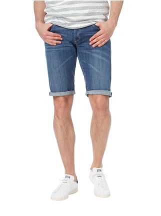 Pepe Jeans Stone Washed Regular Fit Jeansshorts Jeans - 1