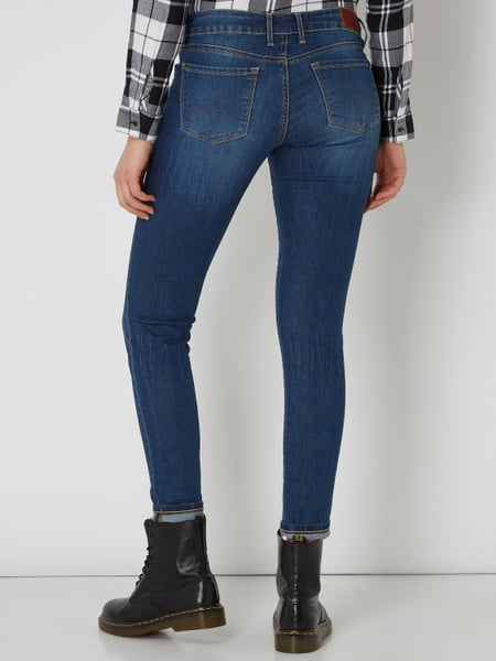 PEPE-JEANS Stone Washed Skinny Fit Jeans in Blau   Türkis online ... 5807871b7e