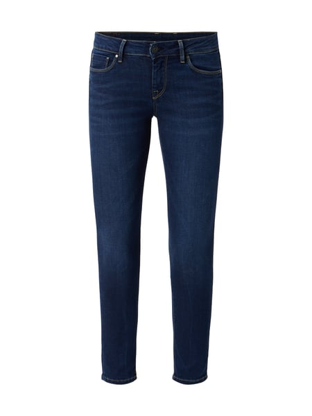 Pepe Jeans – Stone Washed Skinny Fit Jeans – Jeans
