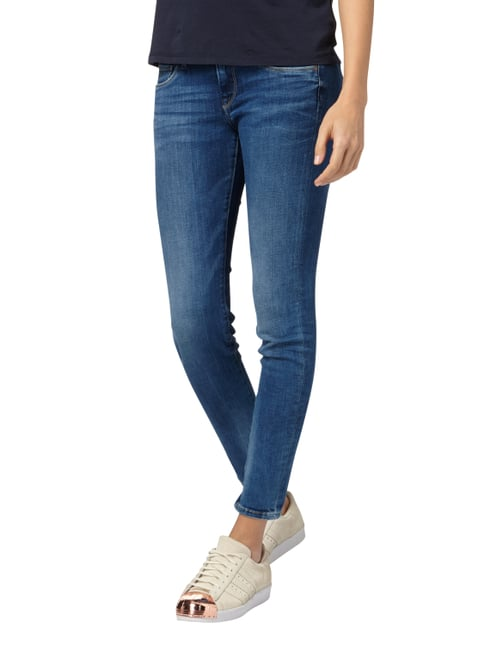 Pepe Jeans Stone Washed Skinny Fit Jeans mit Stretch-Anteil Jeans - 1