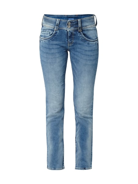 Pepe Jeans Gen - Stone Washed Straight Fit Jeans Jeans