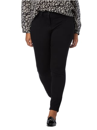 Persona by Marina Rinaldi PLUS SIZE - Coloured Slim Fit Jeans Schwarz - 1