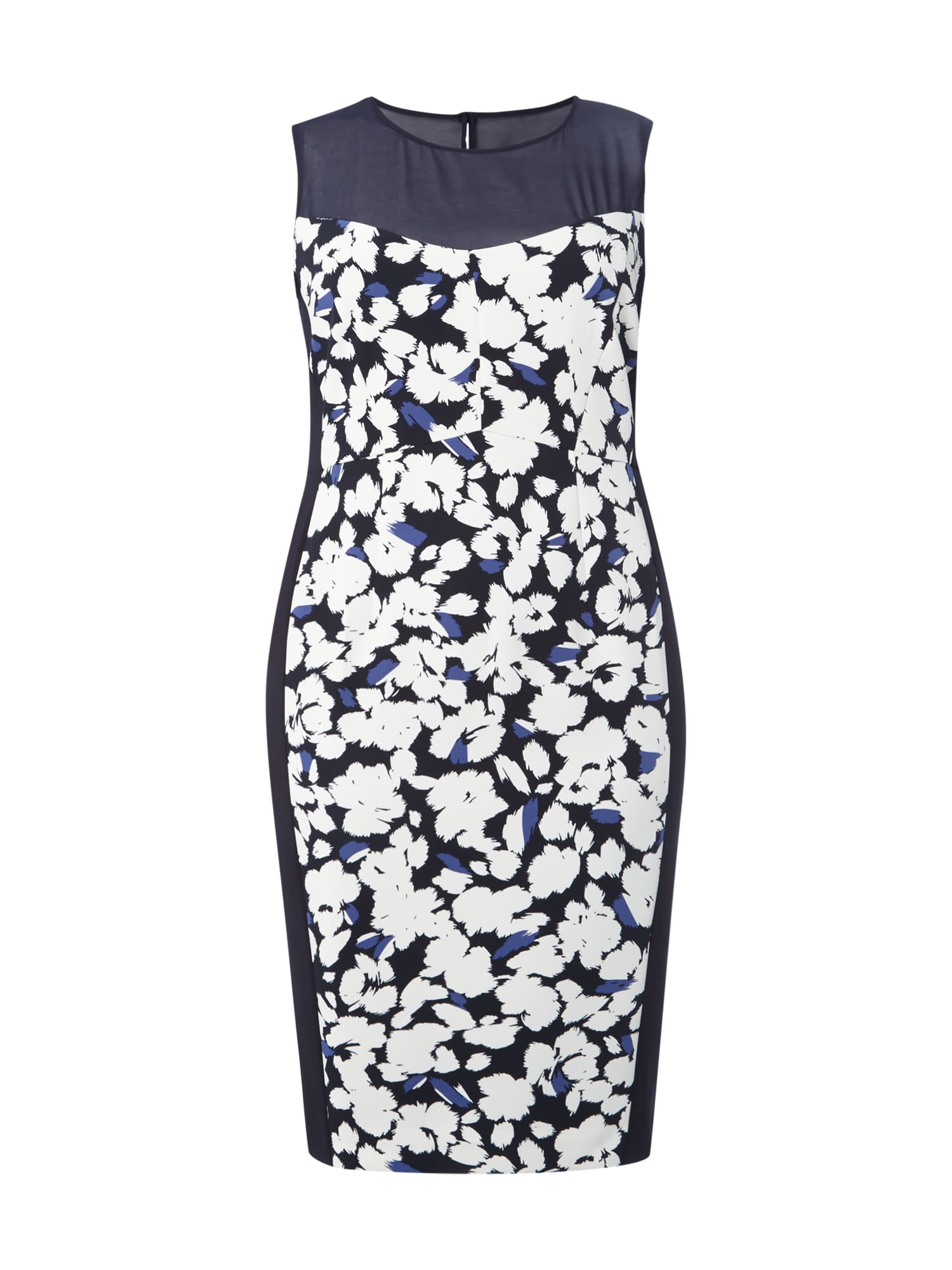 PERSONA-BY-MARINA-RINALDI PLUS SIZE - Kleid mit floralem Muster in ...