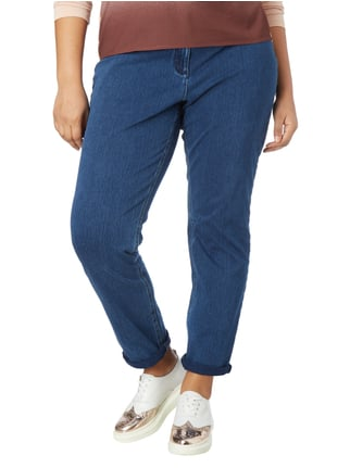 Persona by Marina Rinaldi PLUS SIZE - Rinsed Washed Jeans Jeans - 1