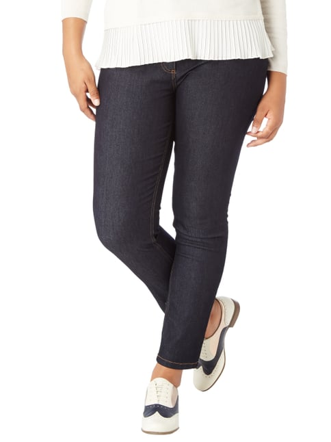 Persona by Marina Rinaldi PLUS SIZE - Rinsed Washed Jeans Marineblau - 1