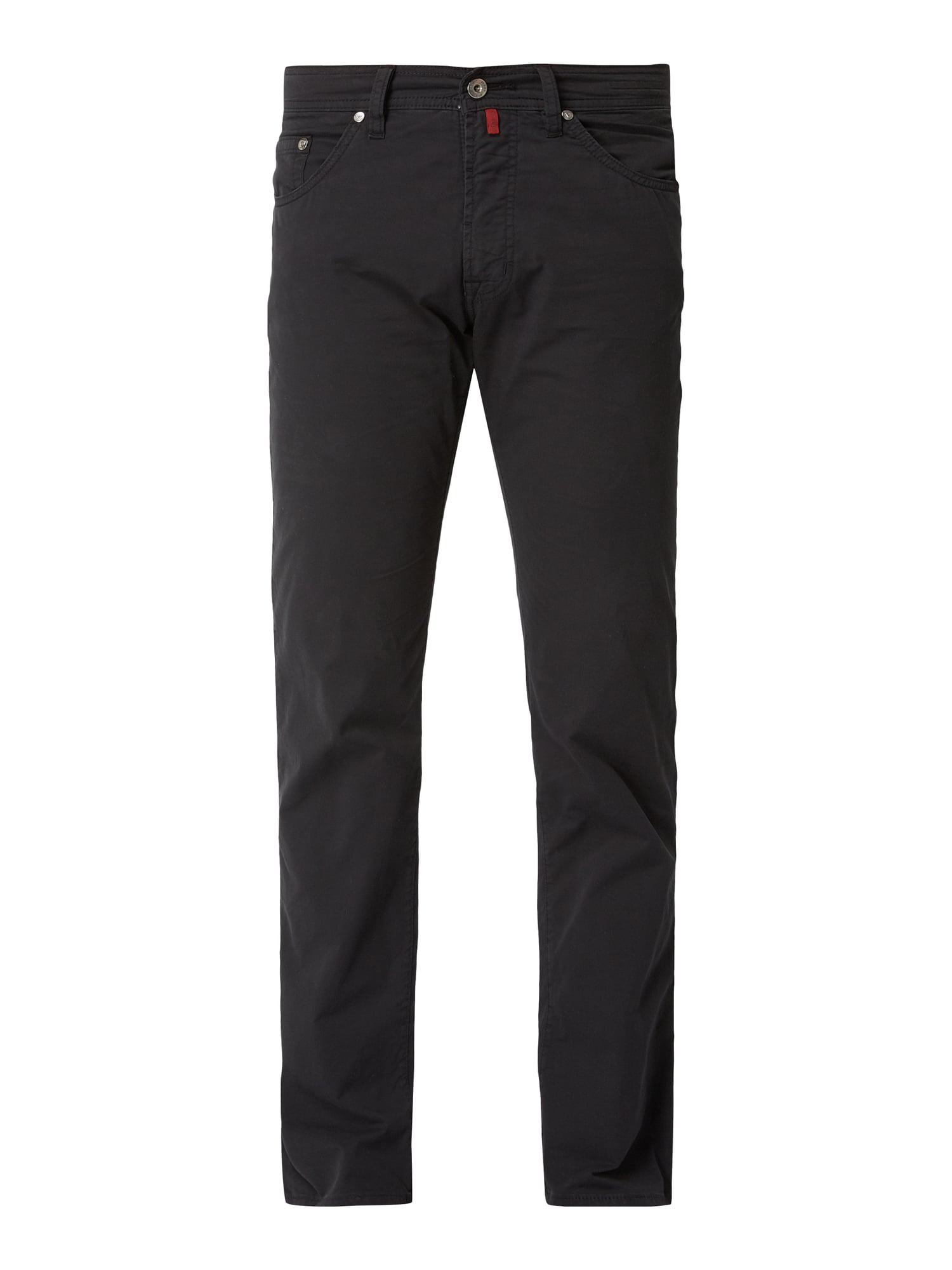 Pierre Cardin 5 Pocket Hose Mit Stretch Anteil In Grau