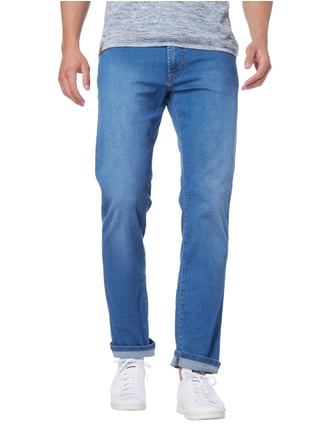 Pierre Cardin Light Stone Washed Regular Fit Jeans Blau - 1