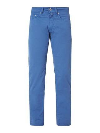 great look lower price with best quality Pierre CardinLyon – Modern Fit Hose mit Stretch-Anteil