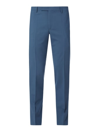 Pierre Cardin Slim Fit Hose mit Stretch-Anteil Modell 'Ryan' - 'Futureflex' Blau - 1