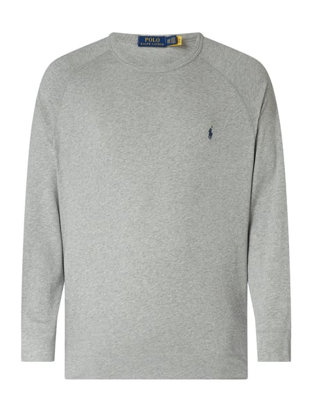 Polo Ralph Lauren Big & Tall PLUS SIZE Sweatshirt aus Baumwolle Grau - 1