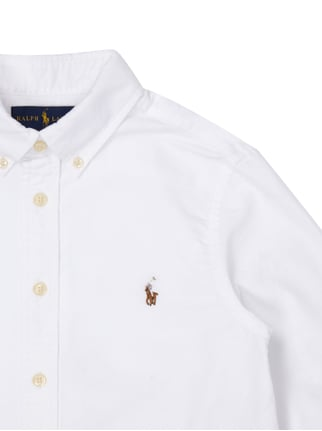 Hemd mit Button Down Kragen Ralph Lauren Childrenswear online kaufen - 1