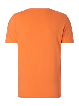 Polo Ralph Lauren Custom Fit T-Shirt mit Logo-Stickerei Orange - 1