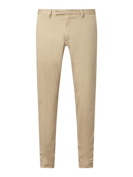 Polo Ralph Lauren Slim Fit Chino mit Stretch-Anteil Beige - 1