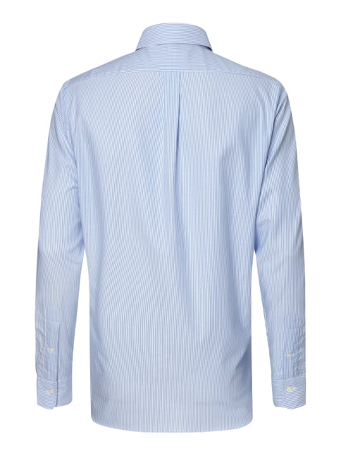 Polo Ralph Lauren Slim Fit Hemd mit Button-Down-Kragen Blau - 1