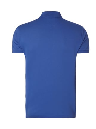 Polo Ralph Lauren Slim Fit Poloshirt mit Stretch-Anteil Royalblau - 1